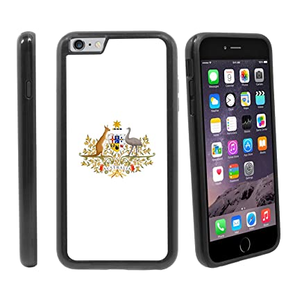 buy online 9c21d 3e9a6 Amazon.com: [Coat of Arms of Australia] for Apple iPhone 6 Plus ...