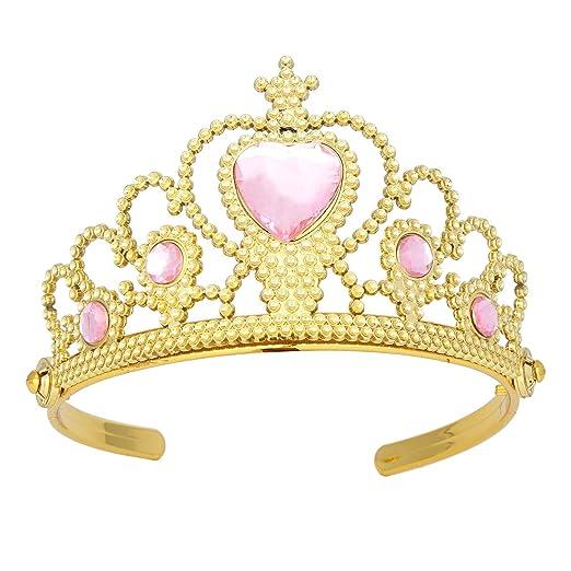 amazon com xiangguanqianying tiaras and crowns for little girls