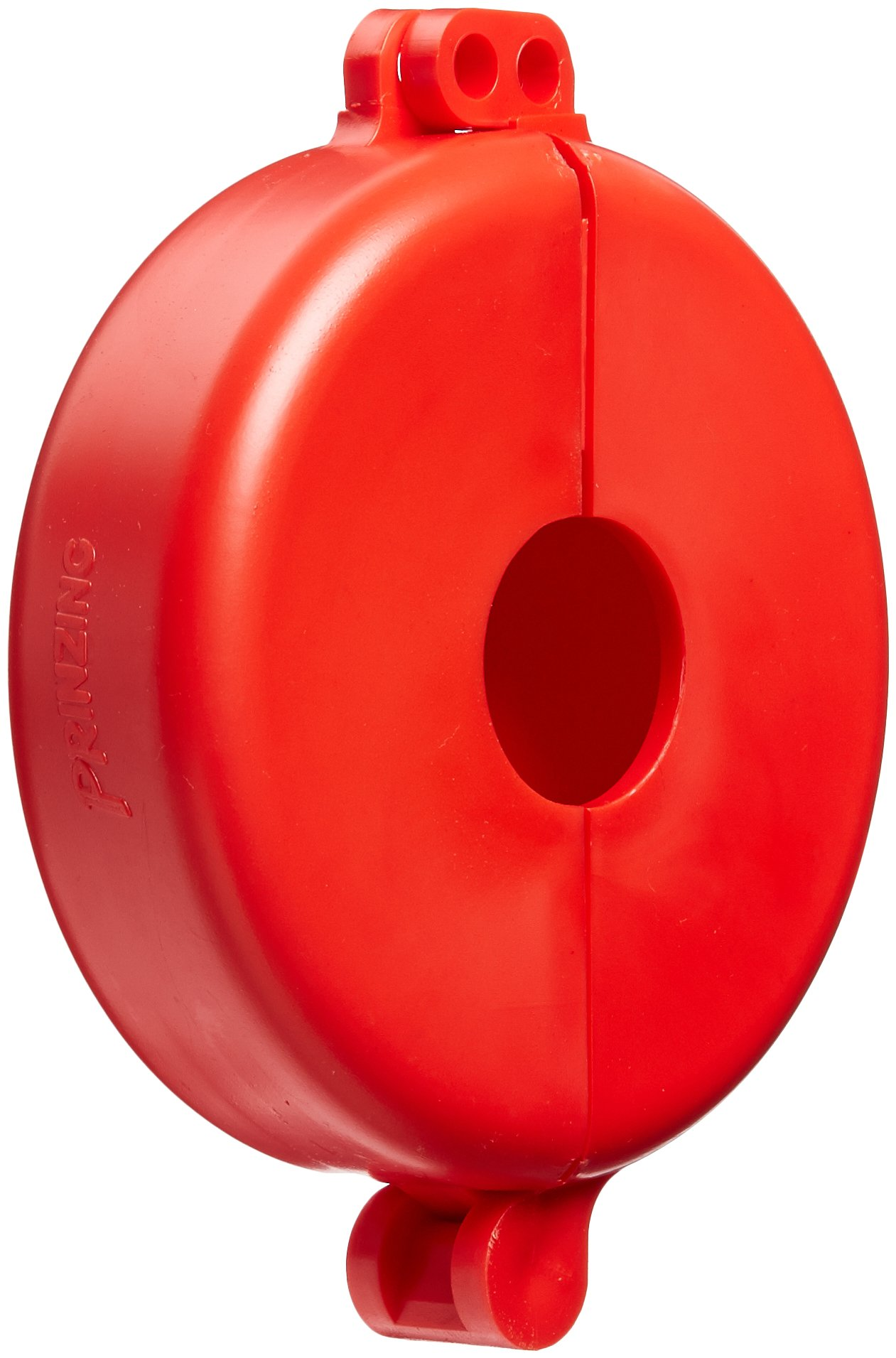 Brady SD04 Ball Valve Lockout, Fits Size 2-1/2 to 5''