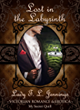"""Lost in the Labyrinth ~ The first novelette from """"Immoral Intentions"""", a Gay Victorian Romance and Erotic novelette collection. Vol. III."""