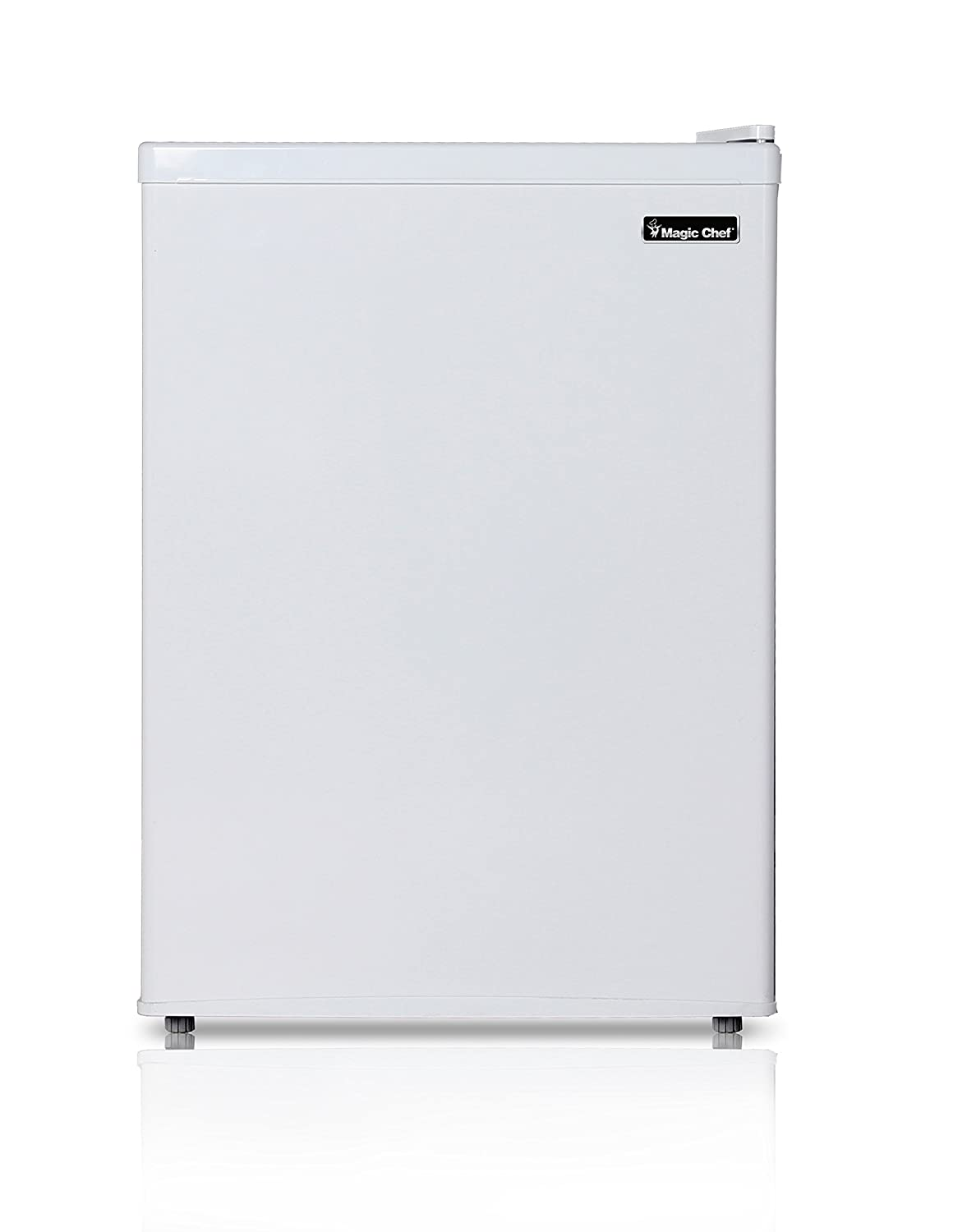 Magic Chef MCBR240W1 Refrigerator, 2.4 cu.ft, White