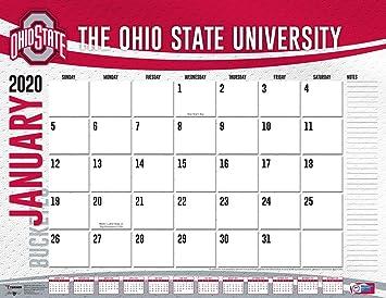 Amazon.: Ohio State Buckeyes Calendar : Office Products