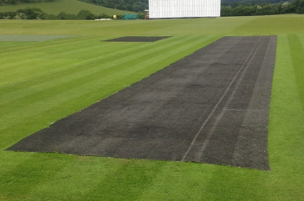 Net World Spasm price Sports Cricket Germination Max 75% OFF Pitch Prote Sheets Wicket