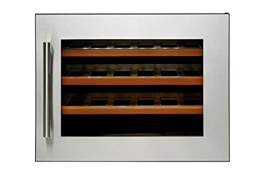 Kleiner Kühlschrank No Frost : Nodor v b luxus einbau weinkuehlschrank liter flaschen no