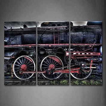Row Of Zug S Special Wheels Wand Kunst Die Bild Kunstdruck Auf