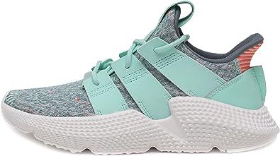 Enfatizar Hubert Hudson notificación  Amazon.com: adidas Prophere Zapatillas informales para mujer, Turquesa,  8.5: Shoes