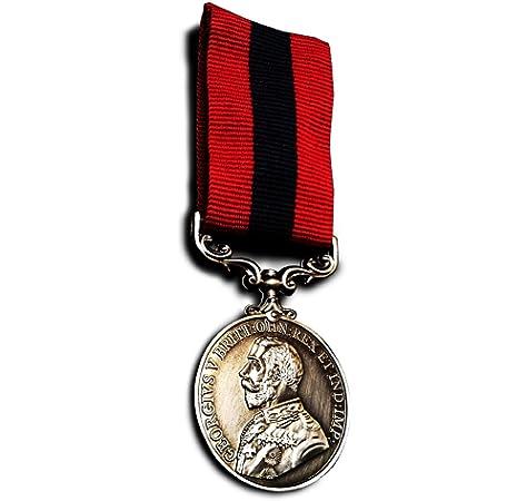 aufstrebenden Comportamiento Medalla Militar Medalla Réplica: Amazon.es: Juguetes y juegos