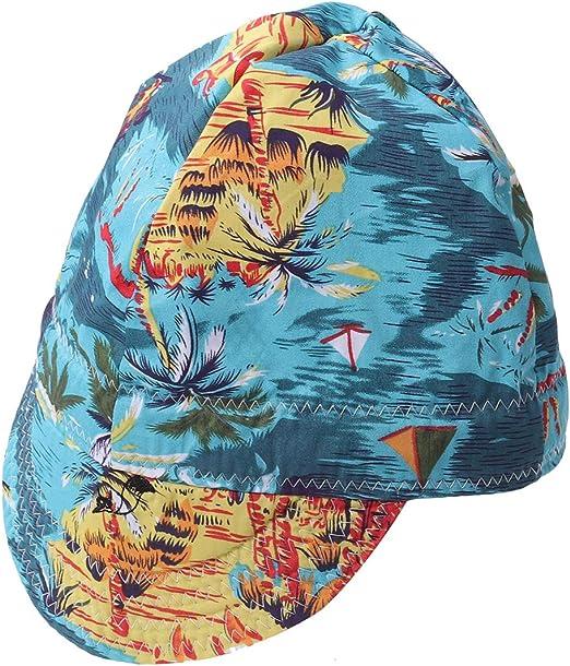 Vosarea Sombrero de Soldadura Soldadores de Soldadura Retardante ...