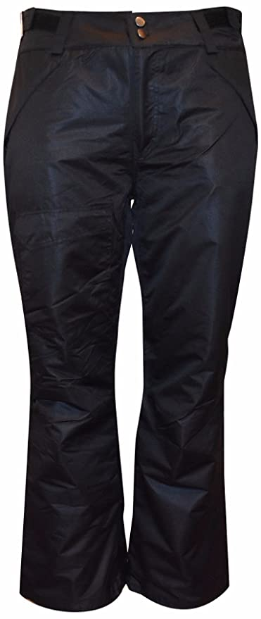 dfdf4482246 Amazon.com   Pulse Women s Plus Size Insulated Snow Pants   Sports ...