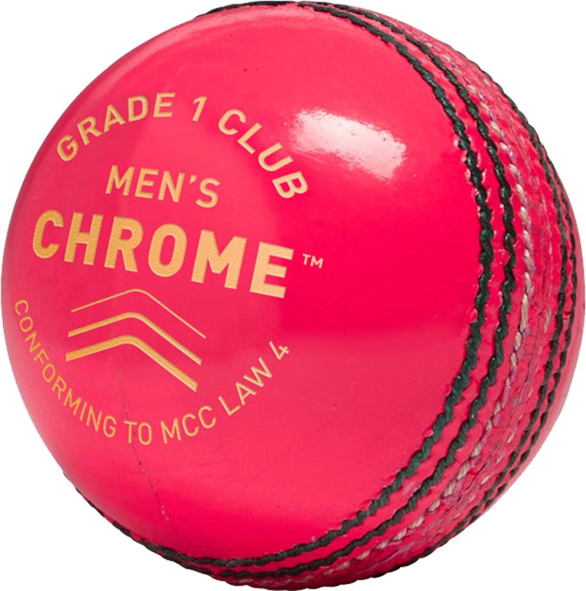 Onlyglobal Gunn /& Moore Cricket Chrome Grade 1 Club Ball English Leather Senior