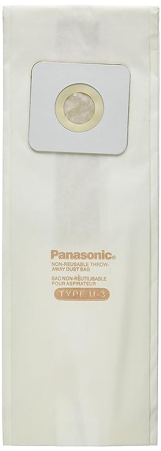 Amazon.com: Paquete de 12 bolsas de Panasonic (tipo U-3 # mc ...