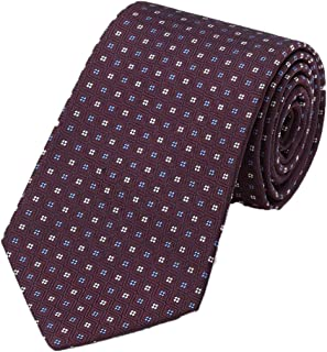 product image for Gitman Bros Burgundy Woven Neat Tie