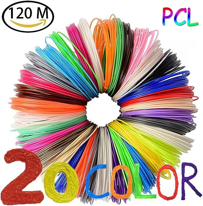 Filamento de PCL 1,75mm NuoYo PCL Filamentos de 3D Impresión 6.1m ...