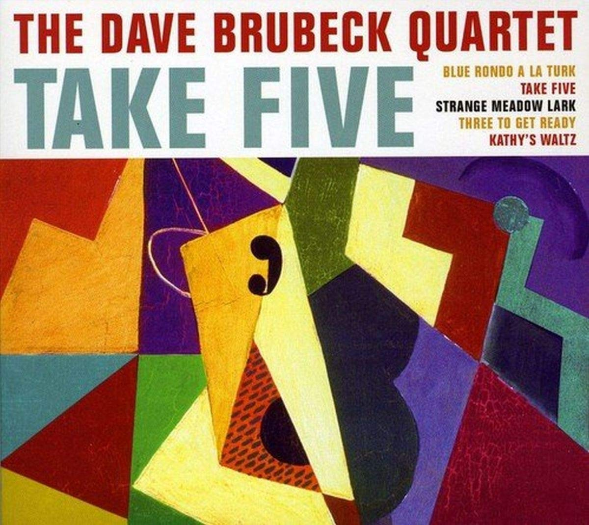 Amazon | Take Five | Dave Quar...
