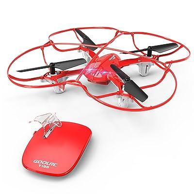 GoolRC T100 2.4GHz Motion Controlling Drone Télécommande contrôle de mouvement à une touche Drone RC Quadcopter avec 360 ° Flip Function