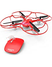 GoolRC Kids Toy Drone T100 Motional Contro 2.4 Ghz 6-Axisl for Beginners Training Quadcopter
