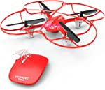 GoolRC T100 Mini Drone RC Quadcopter with Gesture Control 3D Flips