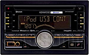 Kenwood DPX500BT best car stereo brand