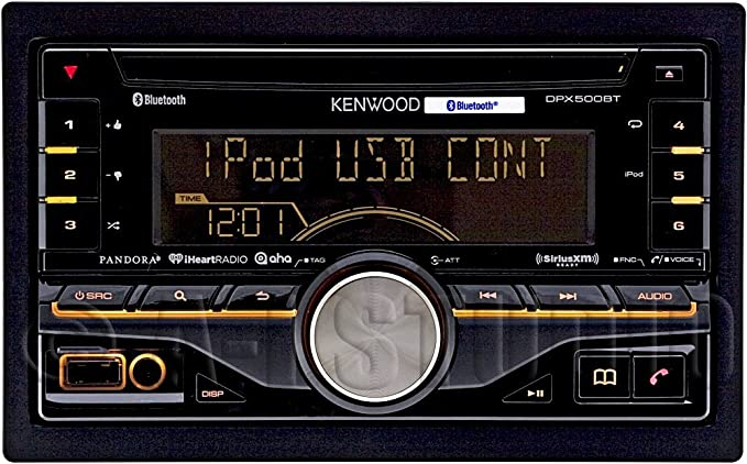 Amazon kenwood dpx500bt double din in dash car stereo receiver kenwood dpx500bt double din in dash car stereo receiver asfbconference2016 Gallery