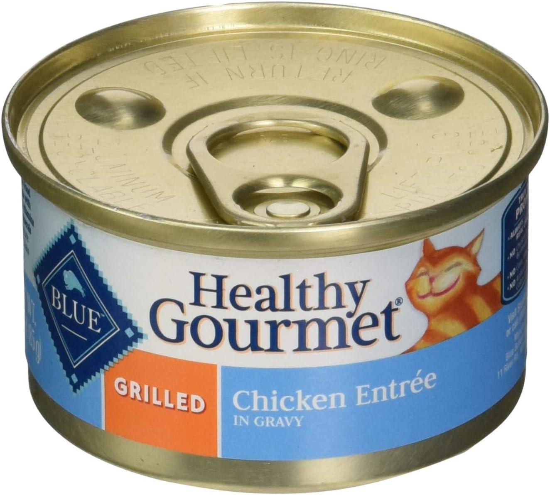 Blue Buffalo Grilled Cat Food - Chicken - 3 Oz