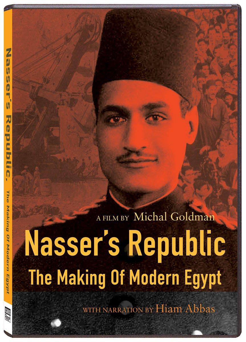 DVD : Nasser's Republic: The Making Of Modern Egypt (DVD)