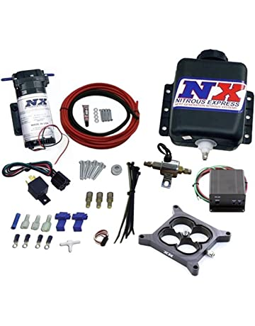 Nitrous Express 15501 D-4 Swivel Manifold with Multiple Ports