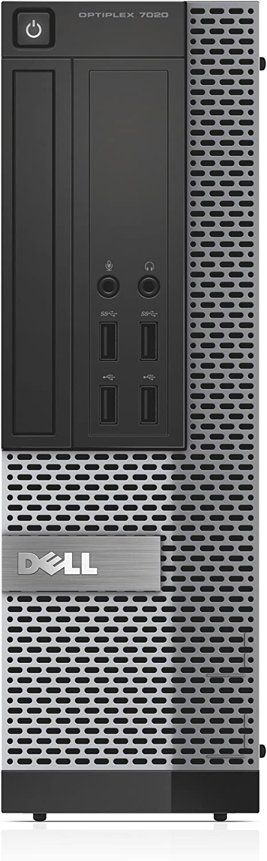 Dell OptiPlex 7020 Desktop Computer (Intel Quad Core i7-4790 up to 4GHz, Small Form Factor)