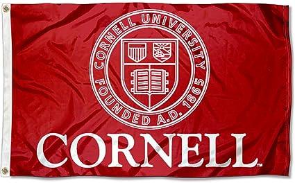 Cornell Big Red Garden Flag Yard Banner