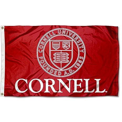 amazon com cornell big red university large college flag outdoor