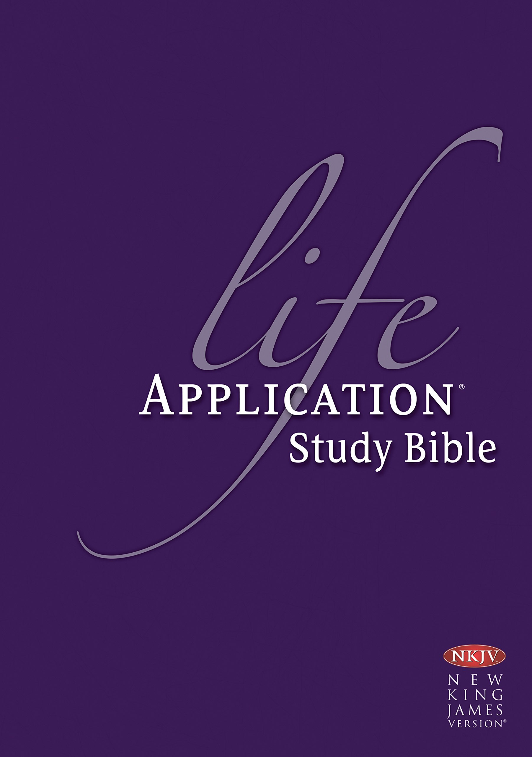 Life Application Study Bible NKJV by Tyndale House Publishers