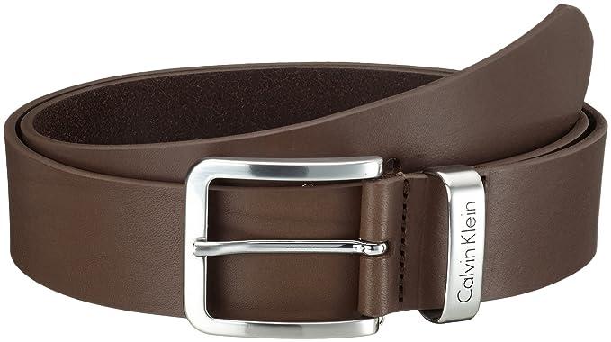 Calvin Klein Jeans Mino Mino Belt 1 - Ceinture - Uni - Homme  Amazon.fr   Vêtements et accessoires 9fa0a5c9d39
