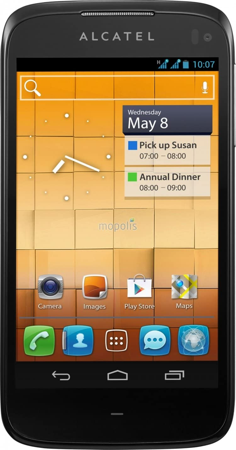 Alcatel One Touch Ultra 997D - Smartphone libre Android (pantalla ...
