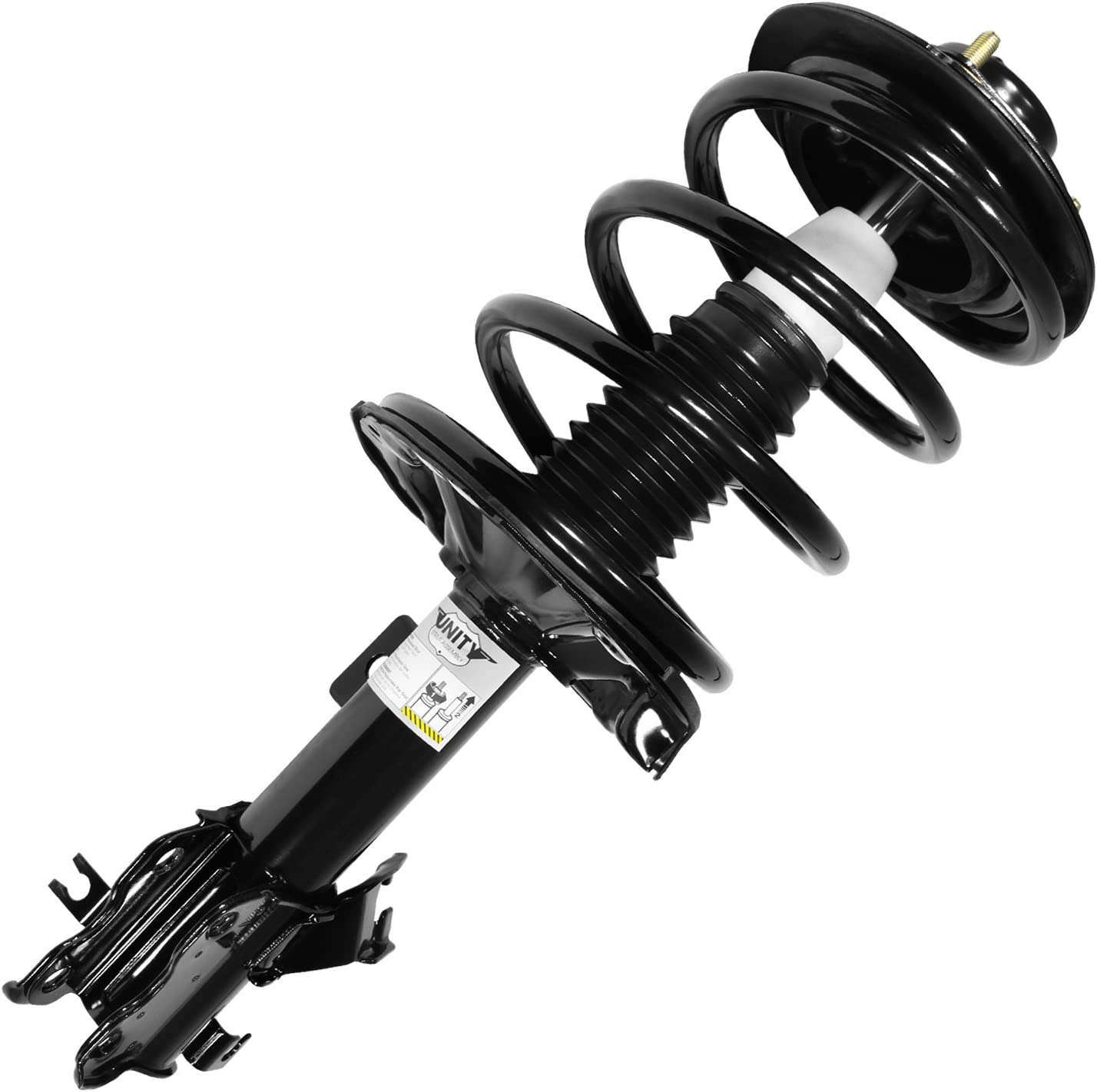 2 X Suspension Strut and Coil Spring Assembly Front L /& R MONROE Pair//GAS
