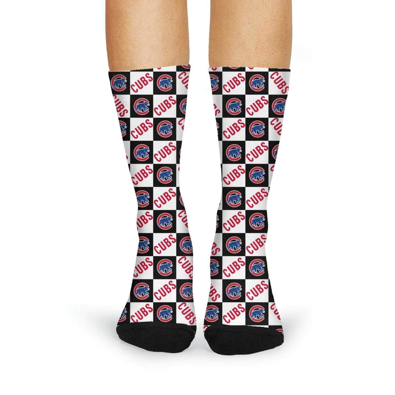 Women Boot Socks Casual Crew Socks Cool Boot Socks