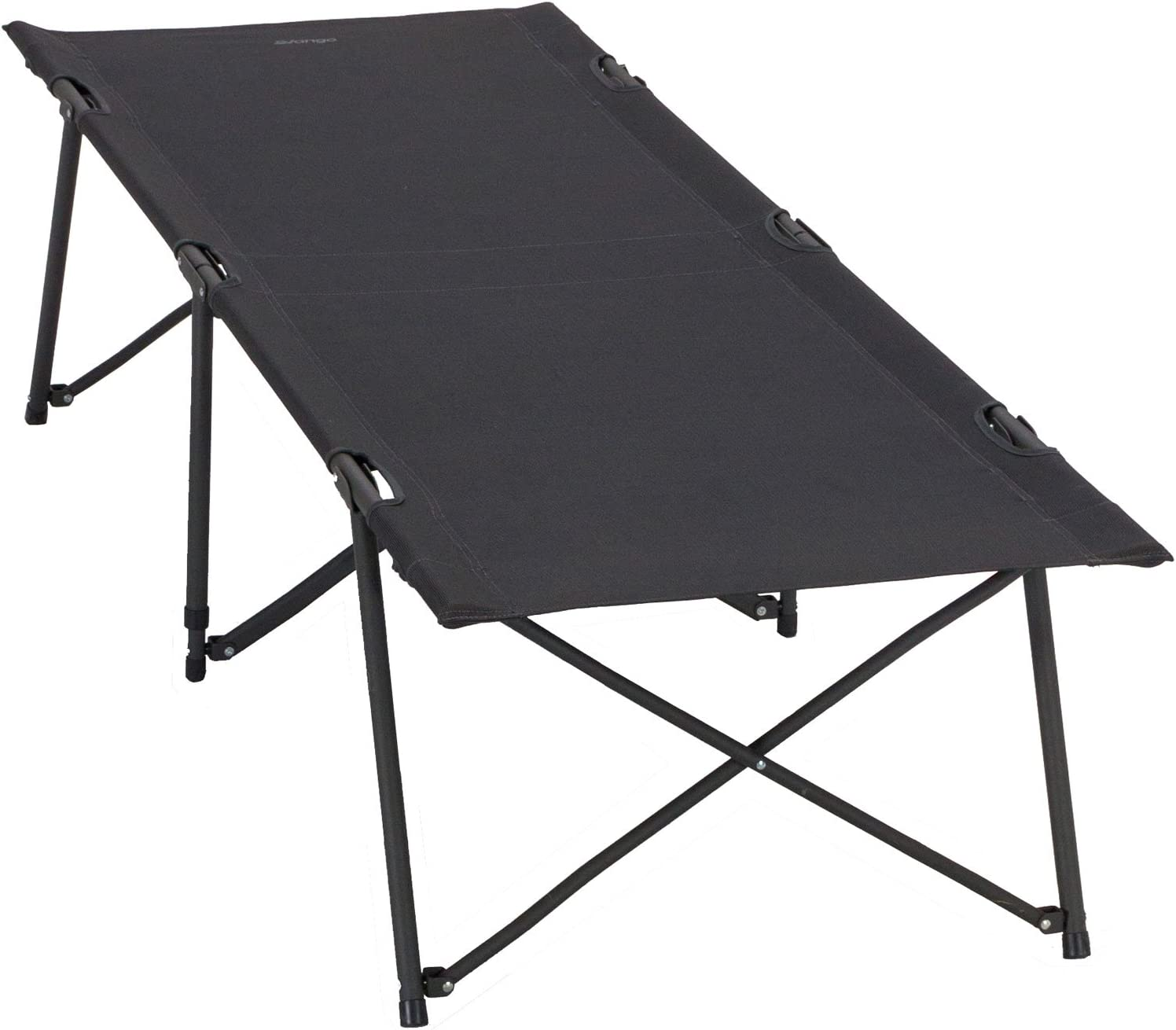 - Vango - Single Foldable Camp Bed 2 With Steel Frame Excalibur