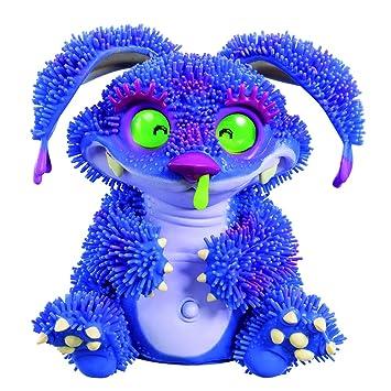 Xeno - Peluche interactivo Azul Pacífico (Giochi Preziosi 78150)