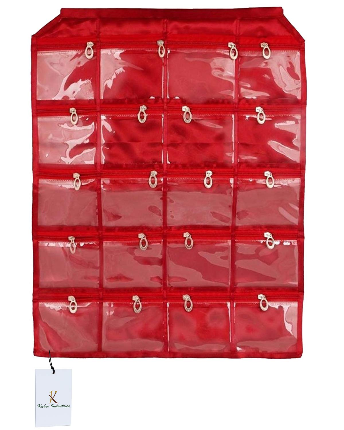 Kuber Industries Fabric Wall Hanging Multipurpose Daily Use