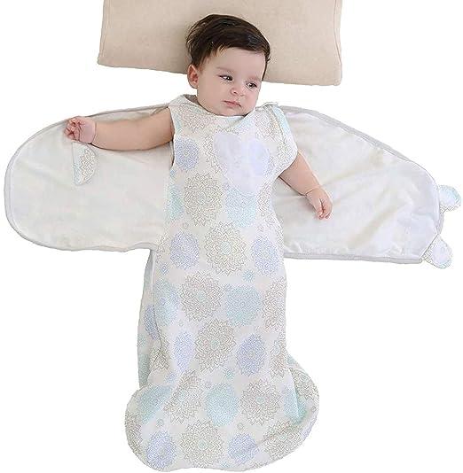 Angel - Saco de Dormir para bebé, Manta para niños y niñas, 4 ...