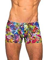 Kiniki Botany Tan Through Swim Hipster Swimwear