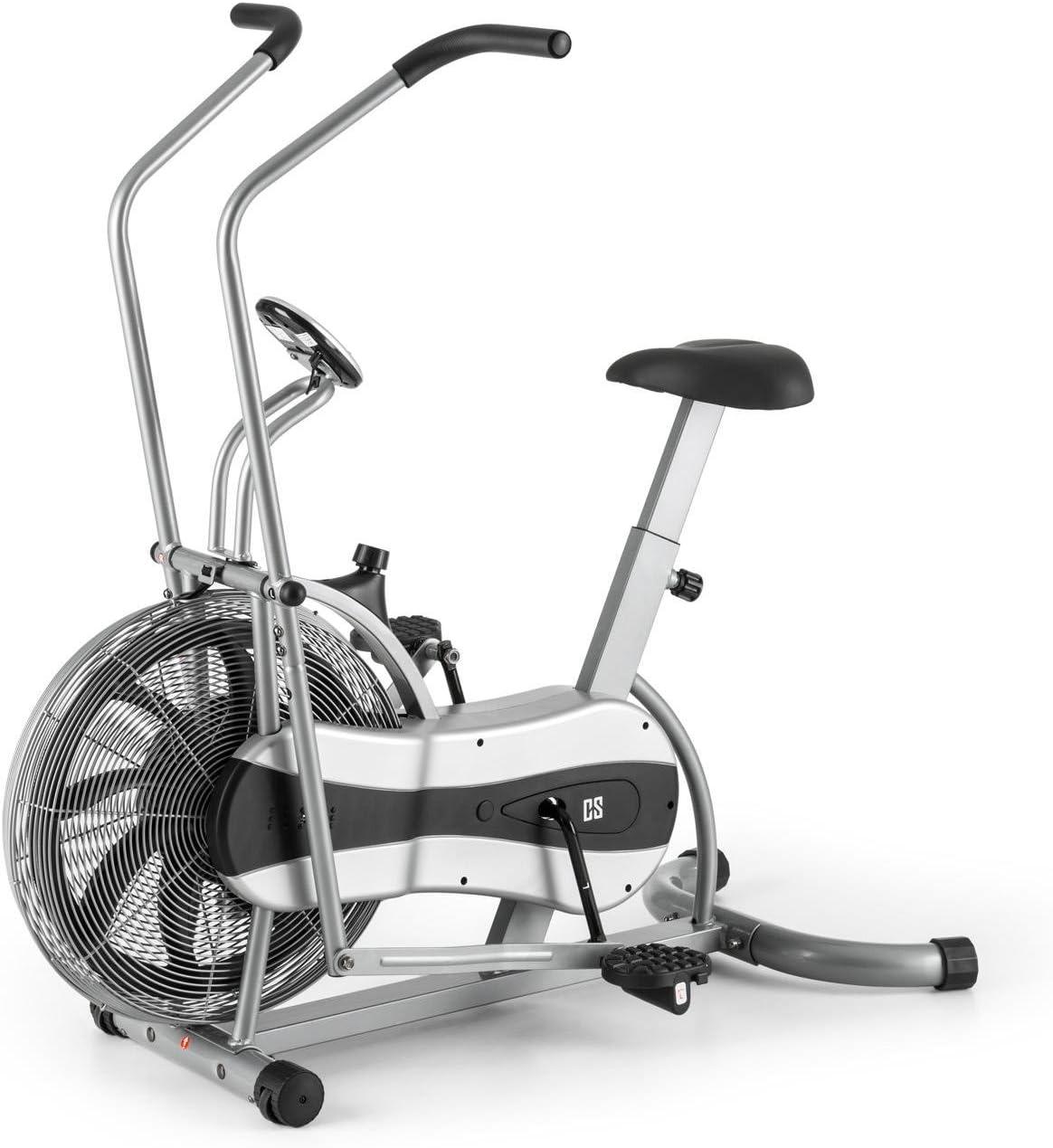 CAPITAL SPORTS Stormstrike 2k Máquina Elíptica Bicicleta Ergómetro ...