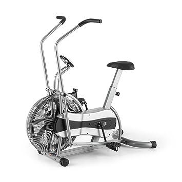 CAPITAL SPORTS Stormstrike 2k Máquina Elíptica Bicicleta Ergómetro Resistencia Infinita Regulación contínua Entrenamiento piernas y brazos