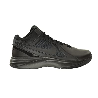119c034179d6 Nike Overplay VIII 8 Men s Shoes Black Black-Anthracite 637382-001 (14