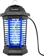 Bug Zapper Outdoor Electric, Insect Fly Traps, Mosquito Zappers, Mosquito Killer
