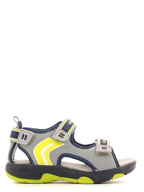 Bambino 20Amazon Borse B620fa 01550 Sandalo itScarpe Geox Grigio E zMpqSLUVG