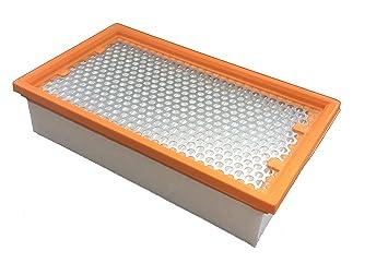 auswaschbar Luftfilter für Kärcher 6.904-360 Lamellenfilter NT 35//1 Tact