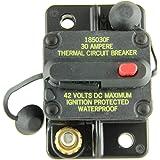Bussmann CB185-30 Surface-Mount Circuit Breakers, 30 Amps (1 per pack)