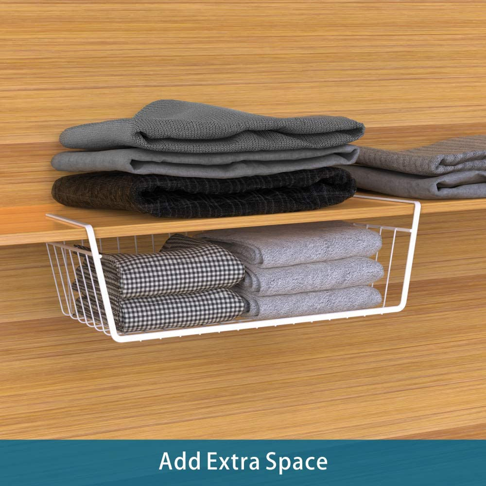 Why do you need Under Shelf Baskets?