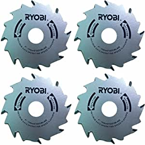 Ryobi 671289003 / 671289002 Biscuit Joiner 4 in. 8 Tooth ...