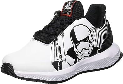 adidas RapidaRun Starwars K, Zapatillas de Running Unisex Niños ...