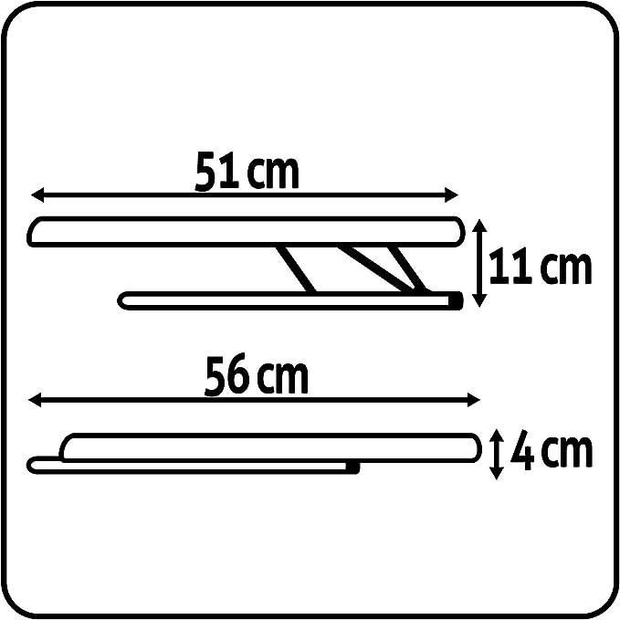 Laundryspecialist ® manica asse da stiro il modo semplice per IRON SHIRT Maniche,
